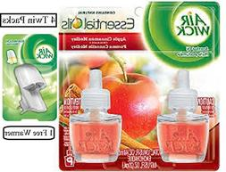 ONLY 1 IN PACK Air Wick Scented Oil, Enchanted Holiday, Mrs.