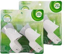 Air Wick Scented Oil Warmers 2 Count