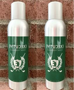 Set/2 AP Fragrance~Executive~Room Spray 6 oz each Made USA N
