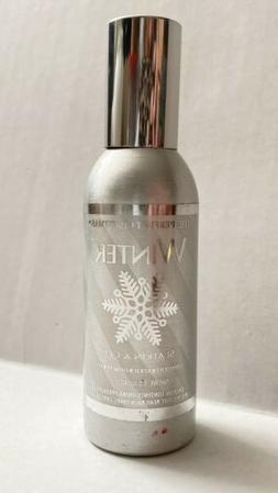 Slatkin & Co WINTER Concentrated Room Spray Bath Body Works
