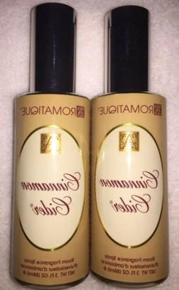 SPECIal!! 4 For $20 Cinnamon Cider By Aromatique, 3 Ounce Pu