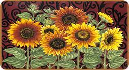 Toland Home Garden Sunflower Medley 20 x 38 Inch Decorative