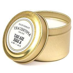 Paddywax Apothecary Collection Scented Travel Tin Candle, 2-