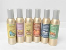 Two  Yankee Candle Concentrated Room Spray You Choose Fragra