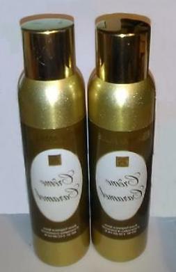 TWO Aromatique Creme Caramel 3 oz Aerosol Room Spray Mist Ho