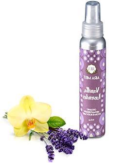 Aira Mist Vanilla Lavender Organic Room Spray - Essential Oi