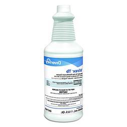 Diversey Virex TB Disinfectant Cleaner - Lemon Scent, 32 oz