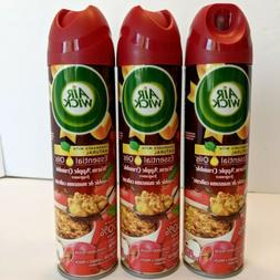 Air Wick Warm Apple Crumble Scent Air Freshener Room Spray 3