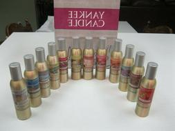Yankee Concentrated Room Spray ~ Choose Your Scent ~ FREE SH